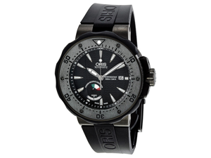 Oris Diving Prodiver Titanium Mens Watch 667-7645-7284set