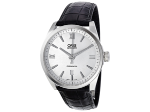 Oris Culture Artix Chronometer Date Mens Watch 737-7642-4071LS