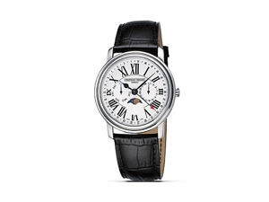 Frederique Constant Persuasion Moon Phase Ladies Watch 270M4P6