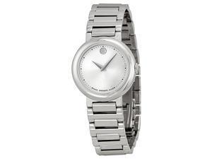 Movado 0606702 'Concerto' Stainless Steel Bracelet Women's Watch