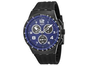 Swatch Nitespeed Blue Dial Unisex Watch SUSB402