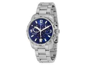 Certina DS Podium GMT Blue Dial Mens Watch C0016391104700