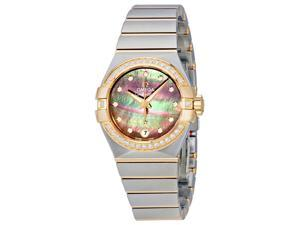 Omega Constellation Automatic Ladies Watch 123.25.27.20.57.007
