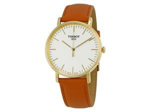 Tissot T-Classic Everytime Silver Dial Mens Watch T109.410.36.031.00