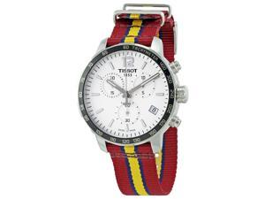 Tissot Quickster NBA Teams Chronograph Watch T095.417.17.037.13