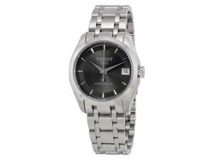 Tissot Couturier Powermatic 80 Automatic Ladies Watch T035.207.11.061.00