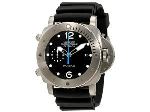 Panerai Luminor Submersible 1950 Automatic Black Dial Mens Watch PAM00614