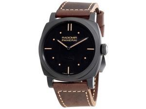 Panerai Radiomir 1940 Automatic Black Dial Mens Watch PAM00577