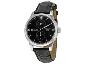 Tissot Le Locle Automatic Black Dial Mens Watch T006.428.16.058.02