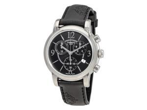 Tissot Dressport Black Dial Ladies Watch T0502171705700