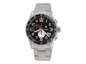 Victorinox Swiss Army Chrono Classic XLS Alarm Mens Watch 241280
