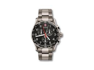 Victorinox Swiss Army Titanium ChronoGraph Classic Mens Watch 241261