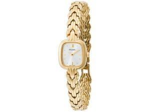 Pulsar Women's PPGD56 Dress Gold-Tone Stainless Steel Watch