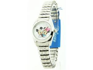 Disney Mickey Loves Minnie Silver Dial Women's watch #MCK804