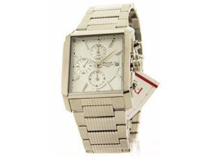 Mens Pulsar Stainless Steel ChronoGraph Date 5ATM Casual Watch PF8277