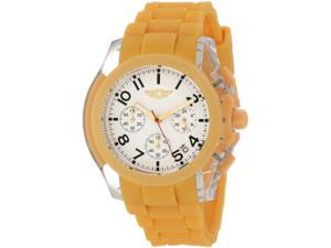 Invicta Men's 43949-004 Chronograph Yellow Dial Watch