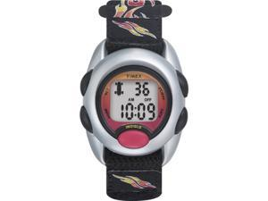 Timex T78751 Kids' Digital Race Fast Wrap Flames Watch