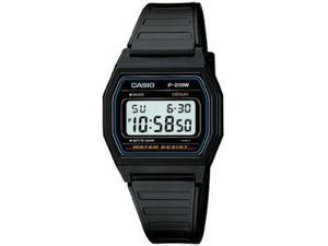Casio F28W-1 Classic Black Mens Watch