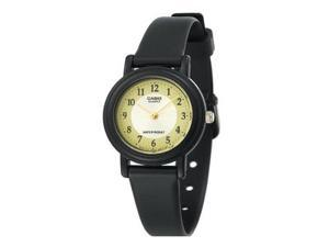 Casio LQ139A-9B3 Women's Black Casual Classic Analog Watch
