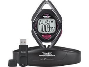 Timex T5K264 Heart Rate Monitor Sport Training Watch.