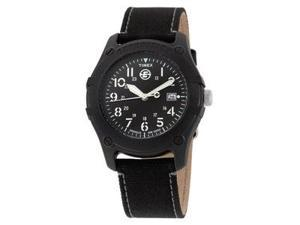 Timex T49689 Analog Camper Canvas Mens Watch