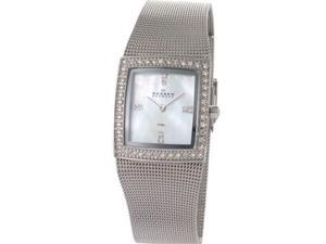 Skagen Denmark Ladies Quartz Stainless Steel