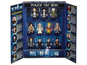 Doctor Who The Eleven Doctors Micro-Figure Set