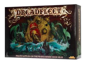 Dreadfleet: Pirate Battles on the Warhammer High Seas Board Game