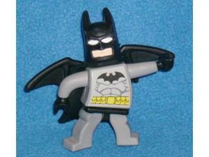 Lego Batman Mcdonald's Happy Meal Toy Figure #3 Batman