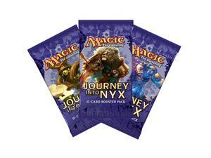 Magic the Gathering MTG Journey into Nyx 3 Booster Pack Lot (Bundle Pack of 3)