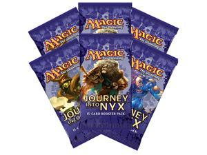 Magic the Gathering MTG Journey Into Nyx 6 Booster Pack Lot (Bundle Pack of 6)