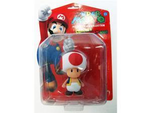 "Nintendo Super Mario Toad 5"" Figure"