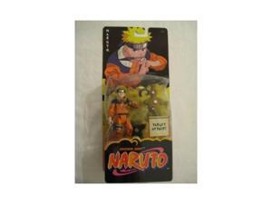 Naruto Death Deflyers Naruto Target Attack Action Figure