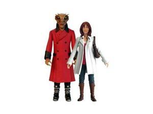 The Sarah Jane Smith Adventures Sarah Jane & General Kudlak Action Figure