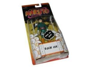 Naruto Basic Rock Lee Action Figure