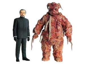 Doctor Who The Master And Axon Action Figure Set