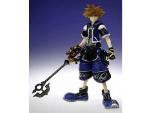 Kingdom Hearts 2 Sora Wisdom Form Action Figure (Blue Special Edition)