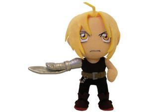 "Fullmetal Alchemist Ed Machine Gun Arm 6"" Plush GE-6122"