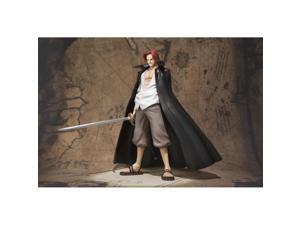 One Piece Figuarts Zero Red-Haired Shanks Figure