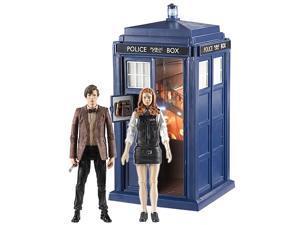 Doctor Who Christmas Adventure Action Figure Set