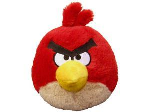 "Angry Birds: Red Bird 5"" Plush with Sound"