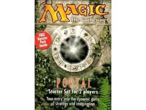 Magic the Gathering Portal Starter Deck for 2 Players