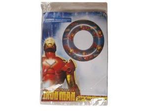 "Iron Man 20"" Inflatable Swim Ring"
