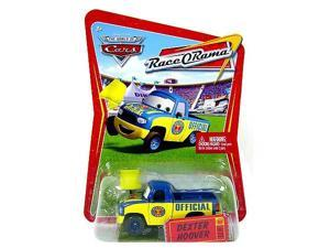 Disney Cars Race O Rama Dexter Hoover #17 Die-Cast Vehicle