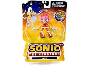 "Sonic the Hedgehog 3.5"" Action Figure Amy"