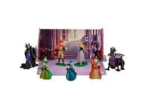 Disney Sleeping Beauty 7 Piece Figure Play Set