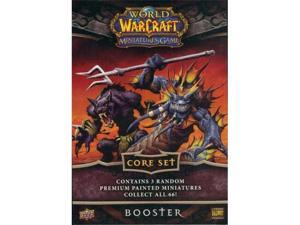 World of Warcraft Minis Core Set Booster Box