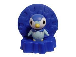 2008 Burger King Kid's Meal Pokemon Trading Card Game Piplup w/ Exclusive Pokemon Trading Card
