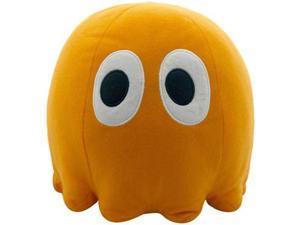 "Namco Pacman Pokey Ghost Plush 10"""