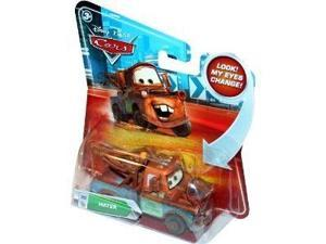 Disney Cars #20 Mater Lenticular Eyes Toy Vehicle